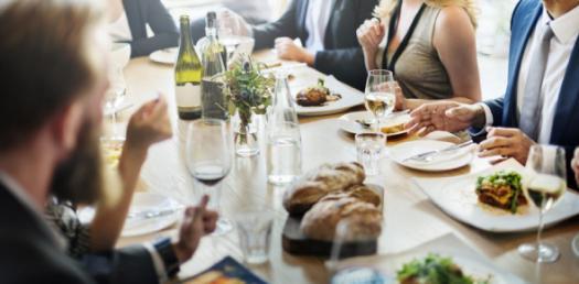 Business Dining Etiquette Quiz
