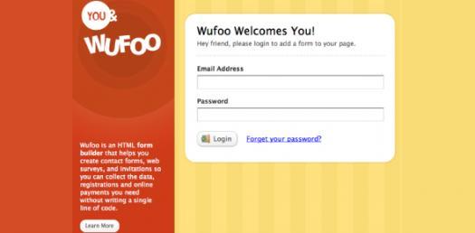 Wufoo: Online Form Builder! Trivia Questions Quiz