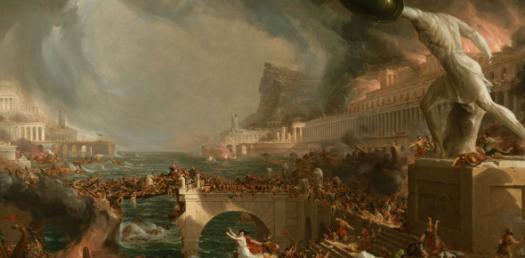 The Fall Of Roman Empire! Trivia Facts Quiz