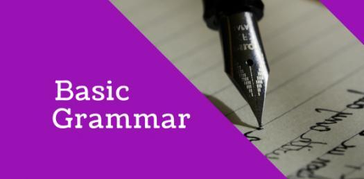 Basic Grammar Test: Identify The Verb! Quiz
