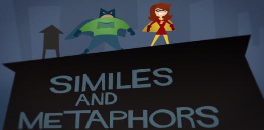 Quiz: Identifying Similes And Metaphors In English!
