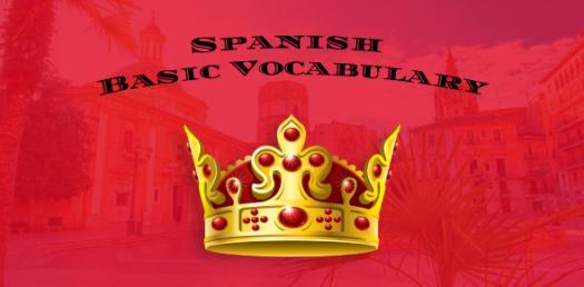 Spanish Vocabulary Basic Questions! Trivia Quiz