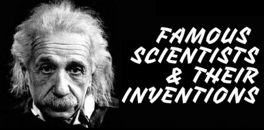 Can You Name The Famous Scientist From Their Invention?