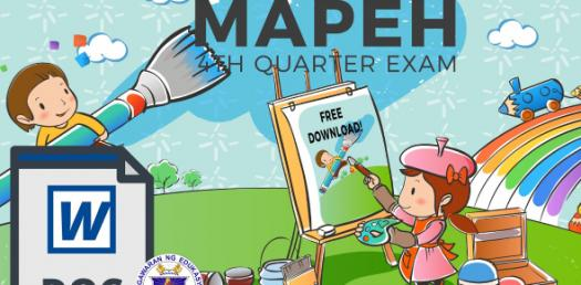 Are You Ready For This MAPEH Quiz? - ProProfs Quiz