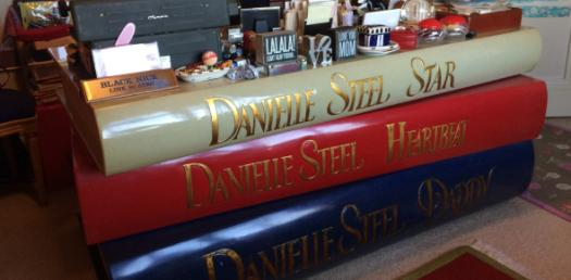 The Works Of Danielle Steel! Trivia Questions Quiz