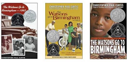 Quiz: The Watsons Go To Birmingham By Christopher Paul Curtis