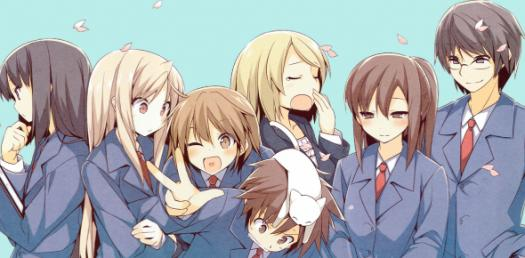 Which Sakurasou No Pet Na Kanojo Character Are You?