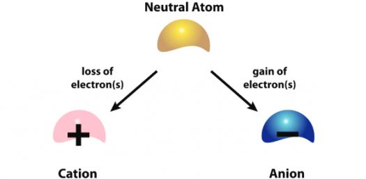 Can You Name The Anions And Cations?