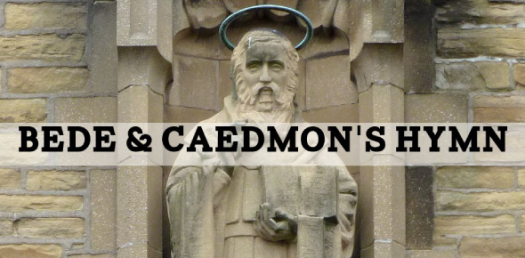 History Of Anglo Saxons And Caedmon