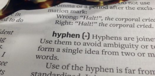Hyphens Usage: Test Your Knowledge! Trivia Quiz