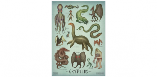 What Type Of Cryptid Are You?
