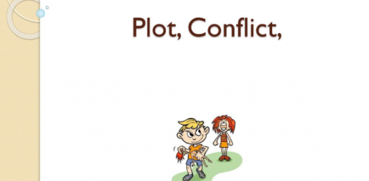 Elements Of Plot Conflict And Comprehension Test! Trivia