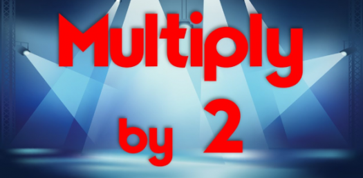 Quiz: Multiplication Test: Multiply By 2