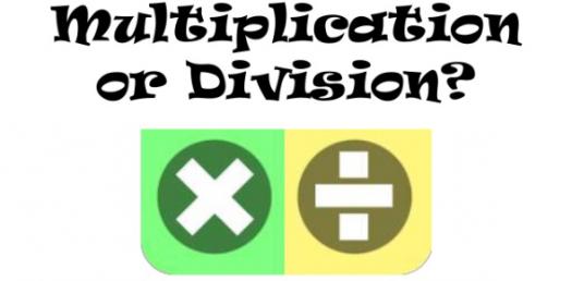 Trivia Quiz: Ratios, Multiplication And Division Test