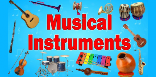 Identify The Musical Instruments! Trivia Quiz