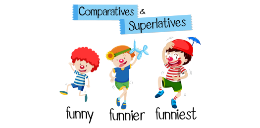 Comparative And Superlative Adjectives Test! Trivia Quiz