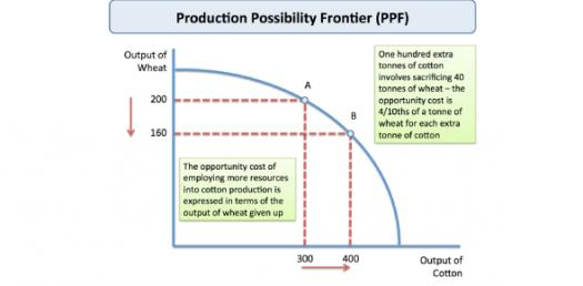 Trivia Quiz On Production Possibility Curve! Knowledge Test