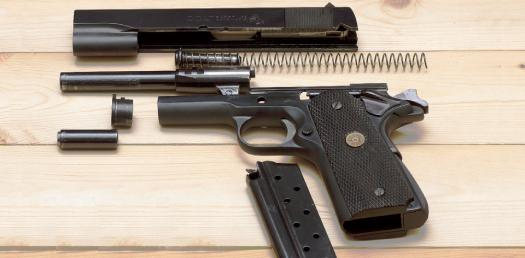 Basic Parts Of A Handgun! Trivia Facts Quiz