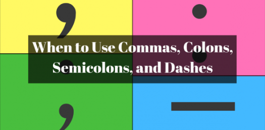 Trivia Test: Semicolons, Colons And Commas! Punctuation Quiz