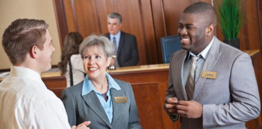 Hotel: Handling Guest Complaints! Trivia Questions Quiz