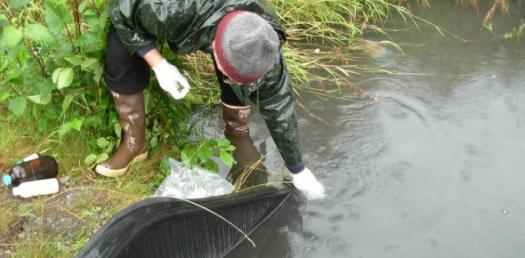Environmental Sampling & Analysis Quiz #1