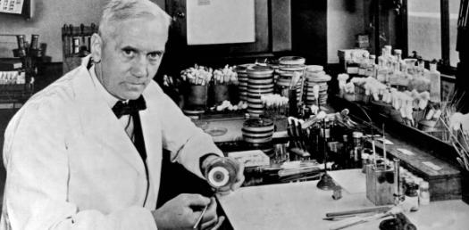 Alexander Fleming Discovery Of Penicillin! Trivia Facts Quiz