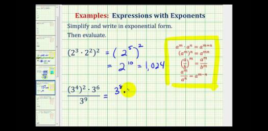 Trivia Quiz On Exponents & Exponential Expressions!