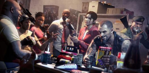 Which Left 4 Dead Game Special Infected Character Are You?
