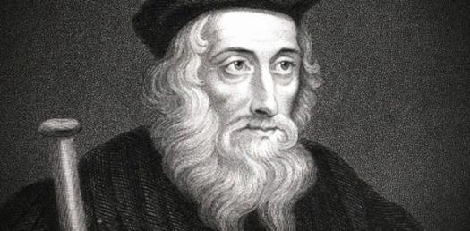 Philosopher Quiz: John Wycliffe And John Huss