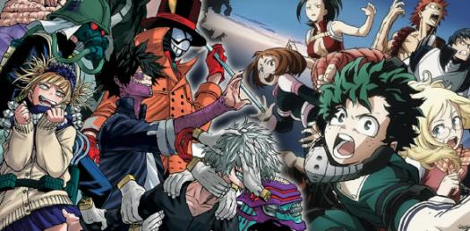 Which Villain From My Hero Academia Are You?