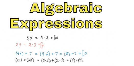 Algebraic Expressions Trivia Questions Test! Quiz