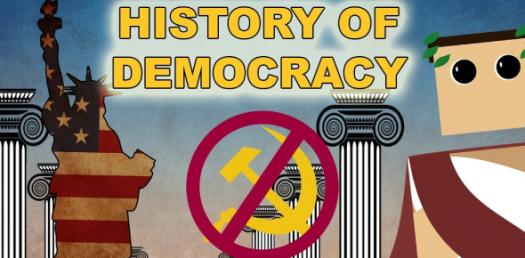 History Of The Rise Of Democracy! Trivia Questions Quiz