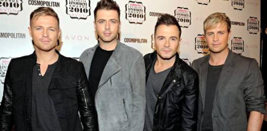 Trivia Quiz On Westlife Irish Pop Group!