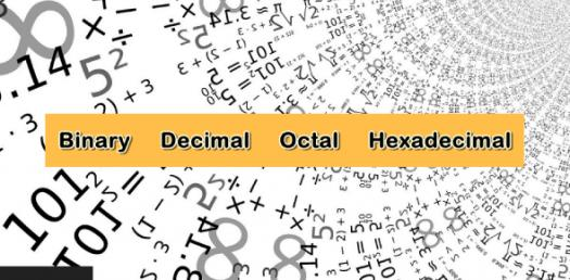 Quiz: Binary, Decimal And Hexadecimal Number Systems