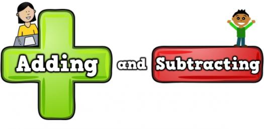 Adding And Subtracting Fractions Quiz!