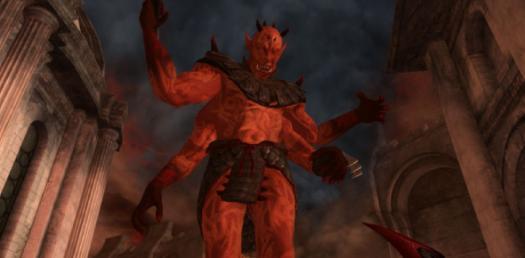 The Elder Scrolls IV: OblIVion Daedric Princes! TrIVia Quiz