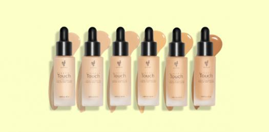 Younique Color Match Quiz - Find Your Shade Of Touch Mineral Foundation!