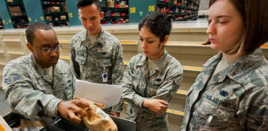 Air Force Trivia Questions On Material Management! Quiz