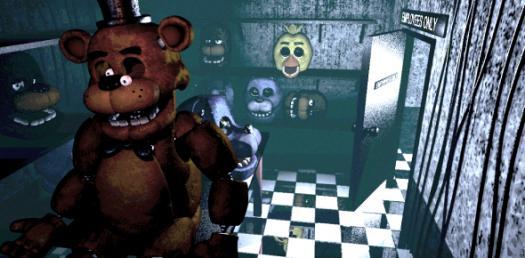 Quiz: Five Nights At Freddy