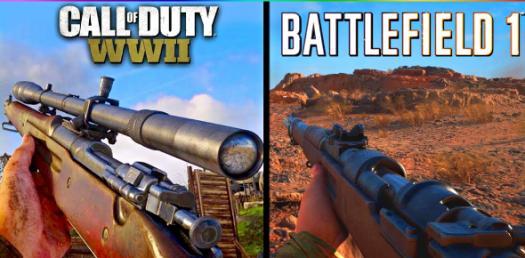 Call Of Duty: Battlefield 1 Weapon Trivia Quiz