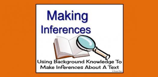 Reading Skills: Making Inferences Trivia!