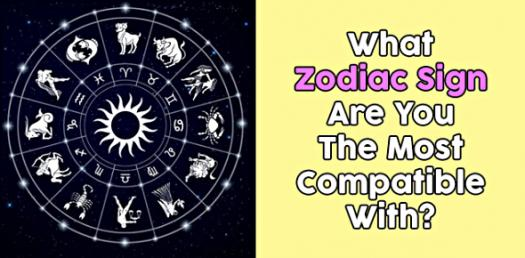 Quiz: What Zodiac Sign Are You Most Compatible With? Quiz