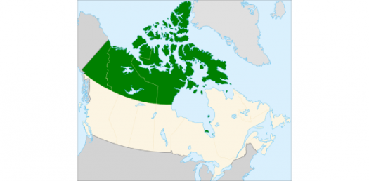 Trivia Quiz On Physical And Political Map Of Canada