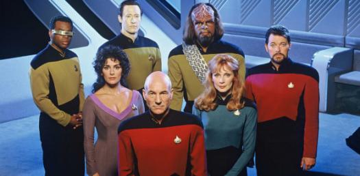 Star Trek Television Series Trivia Facts Quiz