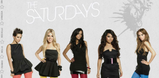 """Trivia Quiz On """"The Saturdays"""" Band Group"""