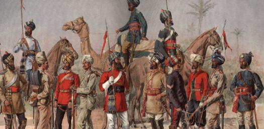 Trivia Facts Quiz On History Of The British Raj In India!