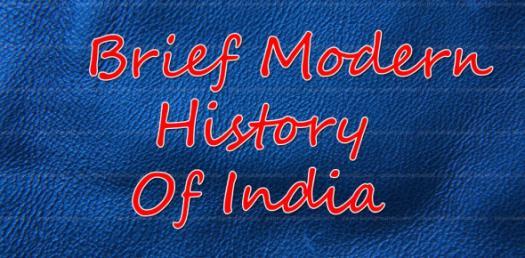 Brief History Of India! Trivia Facts Quiz