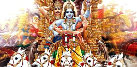 Unknown Trivia Facts About Lord Krishna And Mahabharata! Quiz