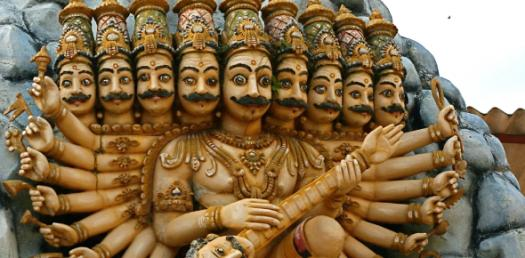 Quiz: What Do You Know About Demon Ravana?