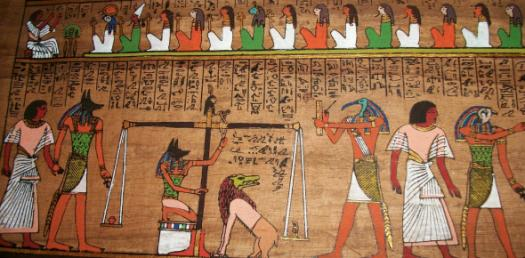 Do You Know Who Is Your Egyptian God And Goddess Parent?